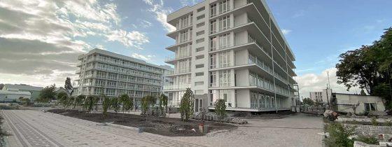 фото отеля Белград на первой линии в Коблево