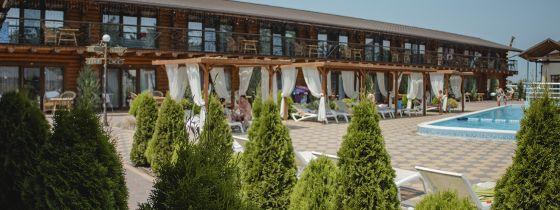 Эко отель Черное море в Коблево цены 2021