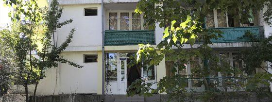 Корпус пансионата Олимп в Коблево. Фото